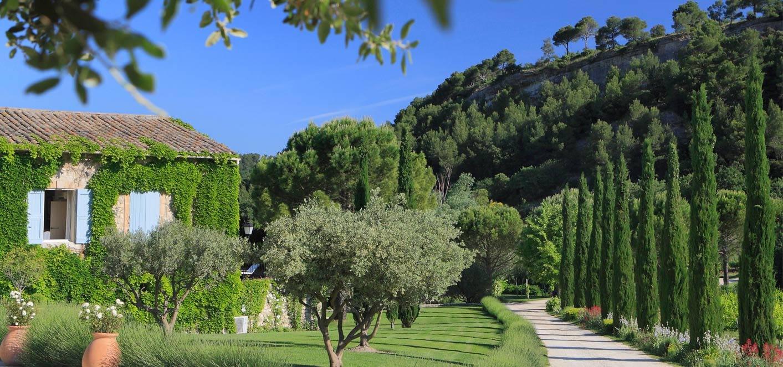 Mariage champêtre et romantique - jardins