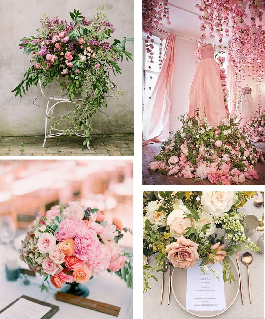 rose glamour en provence